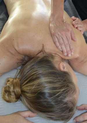 ontspanningsmassage